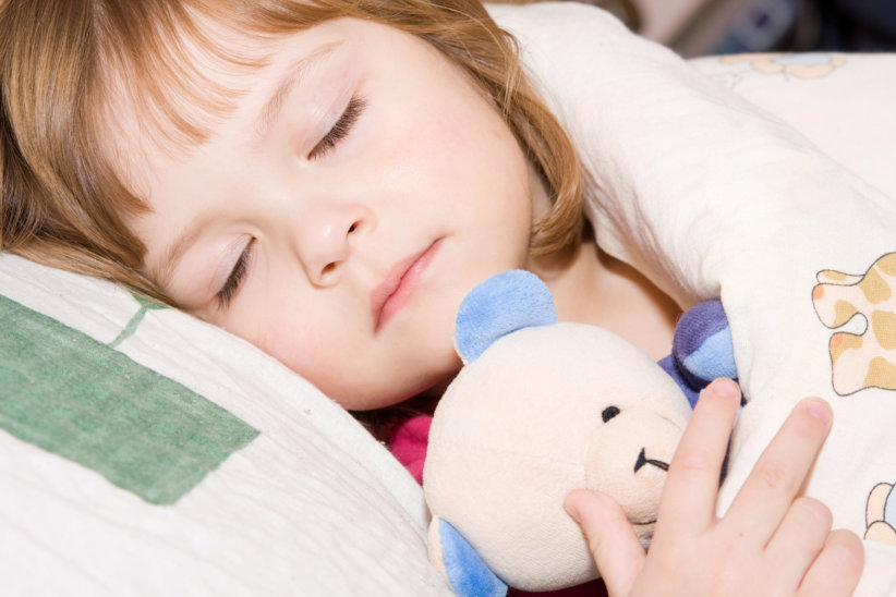 How to Ensure a Good Night's Sleep for Your Children