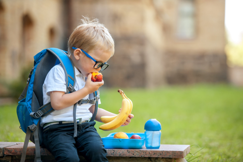 Encouraging Toddlers to Develop Healthy Eating Habits