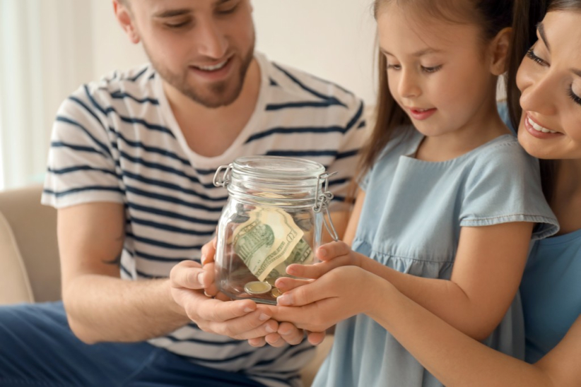 Teach Your Child to Save Money