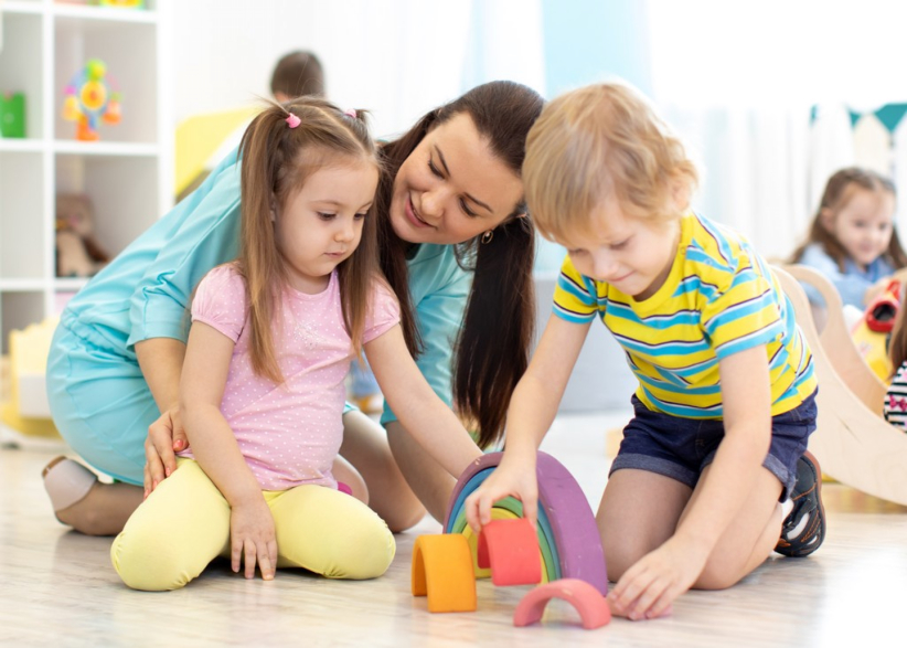 Helping Your Kid With the Daycare Transition